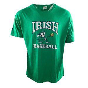 Notre Dame Fighting Irish Baseball Graphic Tee XL